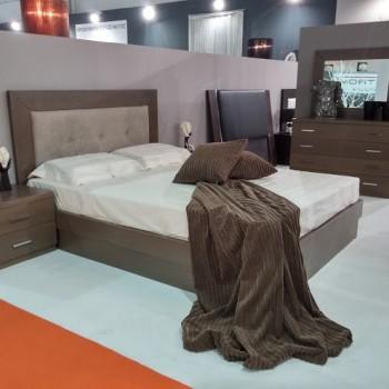 Beech/oak  bedroom set