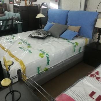 LIDA upholstered bed