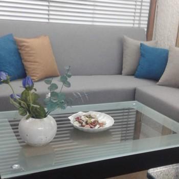 Corner bed sofa