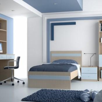 Kids and teenager bedroom set ADROS 1