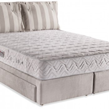 CECIL upholstered bed