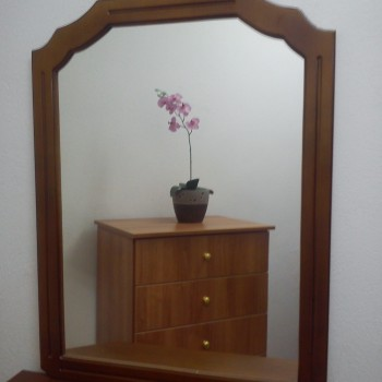 Strange mirror
