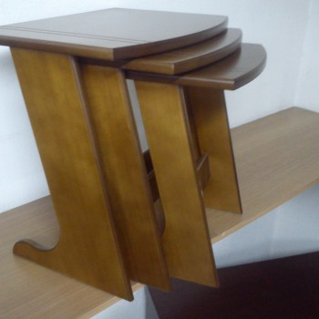 Set of 3 little tables