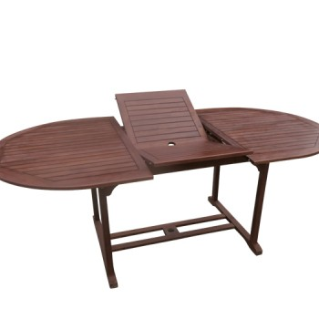 External table with extension