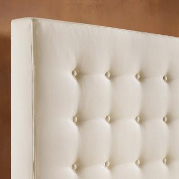 MILVA upholstered bed