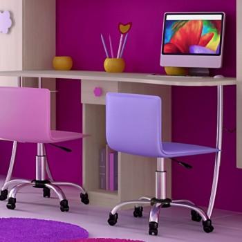 Double desk for 2 kids