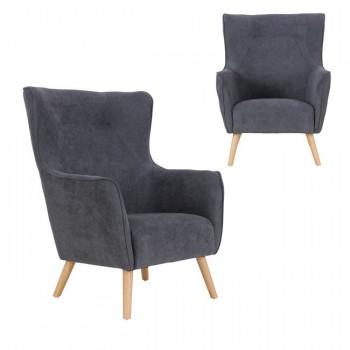 Relaxing armchair