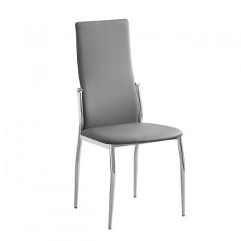 Metal kitchen chair
