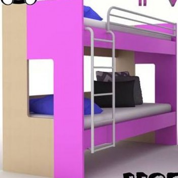 Bunk bed in offer