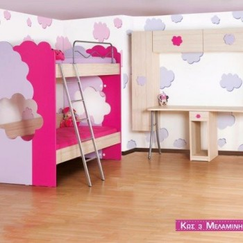 Bunk bed LITTLE CLOUDS