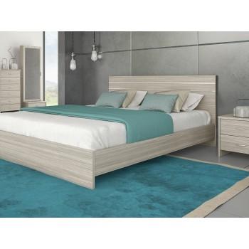 Laminated bed