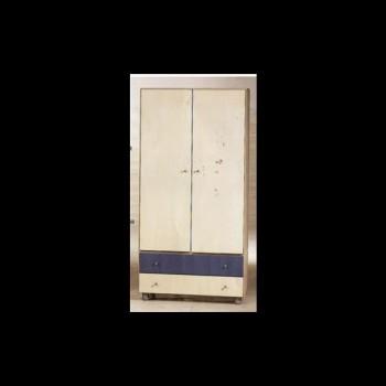 2door wardrobe 90 cm