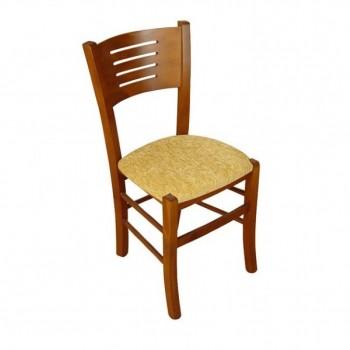 Wooden beech chair