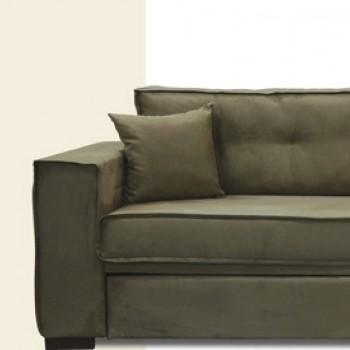Sofa bed with matress